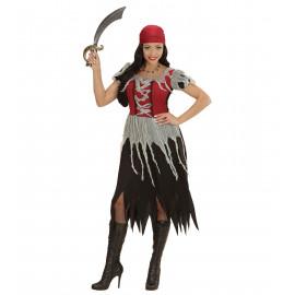 Costume Carnevale Donna  Vestito Piratessa, Pirati | Pelusciamo.com