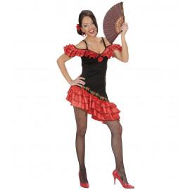 Costume Carnevale Donna  Vestito Spagnola  | Pelusciamo.com