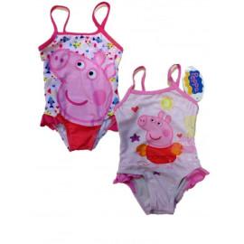 Costume da bagno bambina intero maialino Peppa Pig mare piscina *16562
