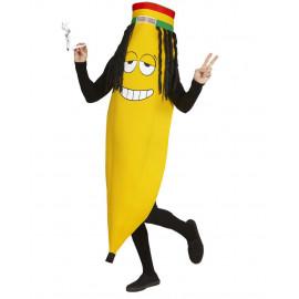 Costume Carnevale Adulto Banana Rasta PS 26408 Pelusciamo Store marchirolo