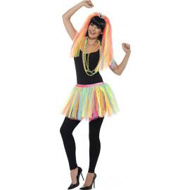Kit Party Princess Accessori Costume Carnevale Anni 80 PS 05479 pelusciamo store