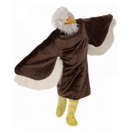 Costume Carnevale Aquila Travestimento in Peluche PS 26419 Pelusciamo Store marchirolo