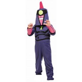 Costume Carnevale Bambino Ben 10 Cromoraggio PS | Pelusciamo.com