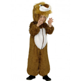 Costume Carnevale Bimbo Leone Leoncino Party Animals Smiffys  PS 07416