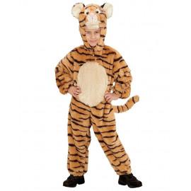 Costume Carnevale Bimbo Tigre In Caldo Peluche PS 26107 Pelusciamo Store Marchirolo