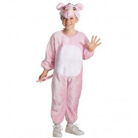 Costume Carnevale Bimbo travestimento bambino pantera rosa *19941 pelusciamo store Marchirolo