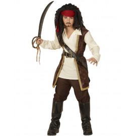 Costume carnevale Pirata travestimento per Bambini *05243