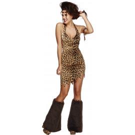Costume Carnevale Donna Delle CaverneTravestimento Donna PS 08071 Pelusciamo Store Marchirolo