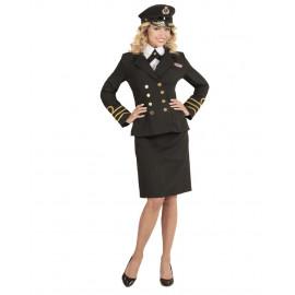 Costume Carnevale Donna Divisa Ufficiale Marina Militare PS 26159 Pelusciamo Store Marchirolo