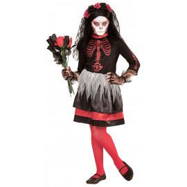 Costume Carnevale La Sposa Della Morte, Vestito Halloween PS 25599 Pelusciamo Store Marchirolo