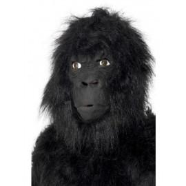 Costume Carnevale uomo Maschera Gorilla King kong Scimmia