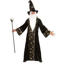 Costume Carnevale Uomo Travestimento Mago Fantasy PS 26395 Pelusciamo Store Marchirolo