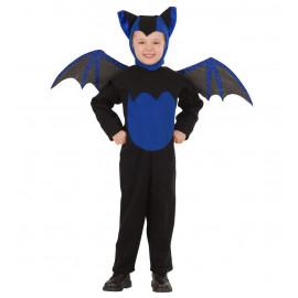 Costume Halloween Carnevale Bambino Bimbo Pipistrello PS 09159 Pelusciamo Store Marchirolo