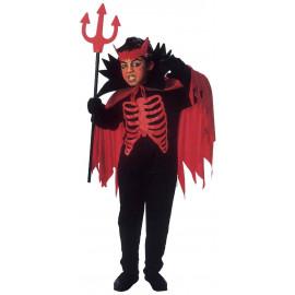 Costume Halloween Diavolo Da Bambino Travestimento Devil PS 25624 Pelusciamo Store Marchirolo