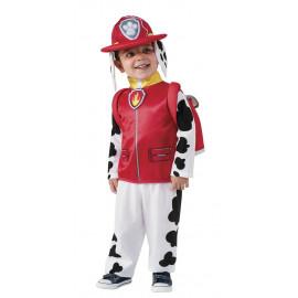 Costume Carnevale bambino Marshall - Paw Patrol *05181 ufficiale rubies pelusciamo store
