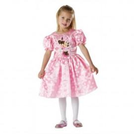 Costume Carnevale Bambina Minnie classico Disney 05212 pelusciamo store