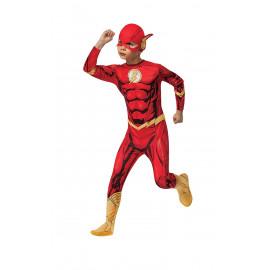 Costume Carnevale Flash Dc Comics *05203 ufficiale rubies pelusciamo store