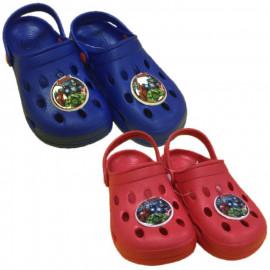 Ciabatte Bambino tipo crocs Avengers Pantofole Estive Marvel | Pelusciamo.com