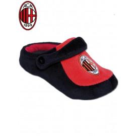 Moppine Ciabatte Ragazzo Adulto Ac Milan Stile Crocs calzature squadre *12292