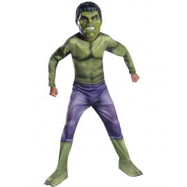 Costume Carnevale bambino Incredibile Hulk classic The Avengers *05019