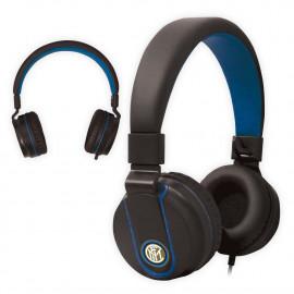 Cuffie Stereo Inter con Microfono e tasto funzione *17791 Prodotto Ufficiale