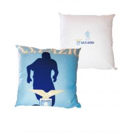 Cuscino arredo prodotto ufficiale S.S. Lazio 40x40 cm. *05333 pelusciamo store
