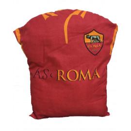 Cuscino Arredo Casa AS Roma T-shirt Prodotto ufficiale 35x30 PS 19385
