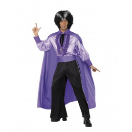 Costume Halloween Carnevale Adulto Disco Conte Dracula Smiffys