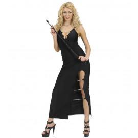 Costume Donna Dominatrice, Halloween Dark  | pelusciamo.com