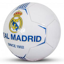 Pallone Da Calcio Real Madrid Since 1902 Palloni Misura 5 PS 05954 Pelusciamo Store Marchirolo