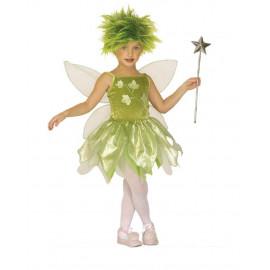 Costume Carnevale Bimba, Fatina dei Boschi,  Fairy | Pelusciamo.com