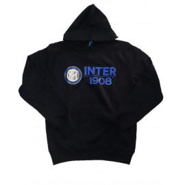 Felpa Con Cappuccio Uomo Inter Ufficiale F.C. Internazionale PS 25882