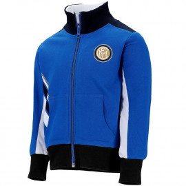 Felpa Con Cerniera Inter Calcio Abbigliamento FC Internazionale PS 26667 pelusciamo store Marchirolo