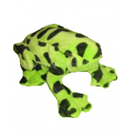 Peluche rana verde e nera 10 cm. peluches wild republic *04560 pelusciamo store