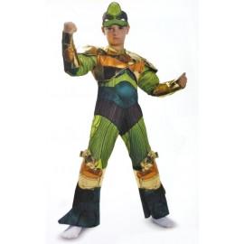 Costume Carnevale bambino Gormiti Foresta Lucas Energheia *10192