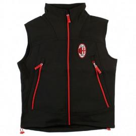 Gilet Smanicato Milan in neoprene nero ufficiale A.C.Milan PS 06234