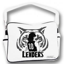 Borsa a tracolla Holly & Benji - Lenders bianca | Pelusciamo.com