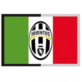 Set 2 pezzi tovaglietta americana 30x45 Juve ufficiale Juventus F.C. *00179 pelusciamo