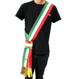 Fascia Da Sindaco A Nodo Scorrevole Per Adulti Made In Italy PS 04629 pelusciamo store marchirolo