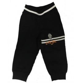 Pantaloni Tuta Felpati Juve Abbigliamento Neonato PS 09783 Logo Storico Juventus  Pelusciamo Store Marchirolo