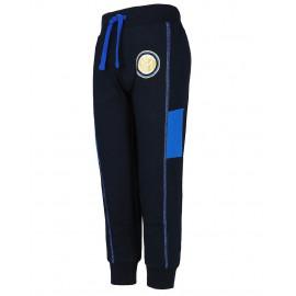 Pantaloni Tuta Bambino Inter Abbigliamento Ufficiale Calcio PS 26688 Pelusciamo Store Marchirolo