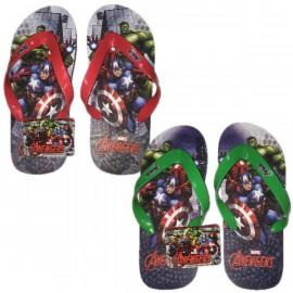 Infradito Bambino Avengers Ciabatte Bimbo Piscina Mare Marvel *23767