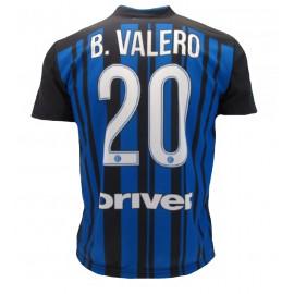Maglia Inter Borja Valero 2017/2018 PS 25234 Taglie Bambino