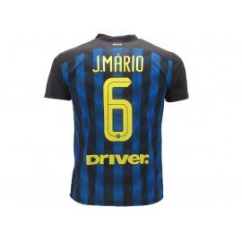 Maglia Calcio Bambino Inter Joao Mario 2016/2017 Replica Ufficiale PS 24276