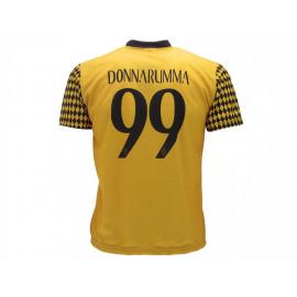 Maglia calcio Milan Donnarumma *24633 Replica ufficiale + porta cd