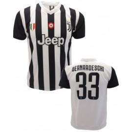 Maglia calcio Bernardeschi Juve 2017 2018 + 1 Spazzolino PS 08017 Juventus Adulto pelusciamo store