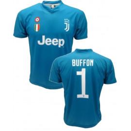 Maglia calcio Juve Buffon 2017/2018 + Spazzolino PS 07934 Juventus Bambino economica pelusciamo store
