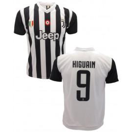 Maglia calcio Juve Higuain 2017/2018 + Spazzolino PS 07944 Juventus Bambino economica pelusciamo store