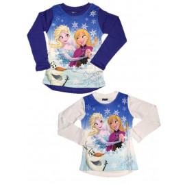 Maglietta manica lunga Anna e Elsa, Abbigliamento Frozen *22457