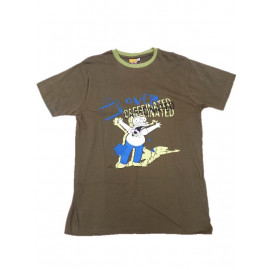 Maglietta T-shirt Homer Simpson Abbigliamento Uomo Adulto | pelusciamo.com